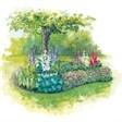 Витязь - иконка «сад» в Бурсоле